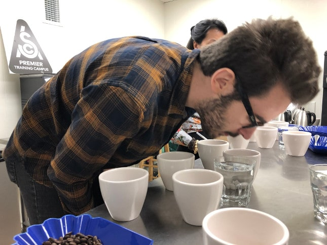 Cupping at Sweetwater with City Perks from St. Augustine, Fla.