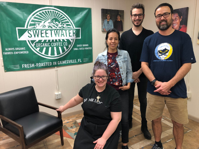 Intro to Brewing and Barista Graduates from February 2019