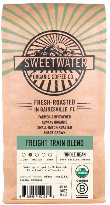 Freight Train Coffee for Clever Brewing